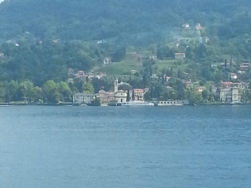 Star Trek e il Lago di Como