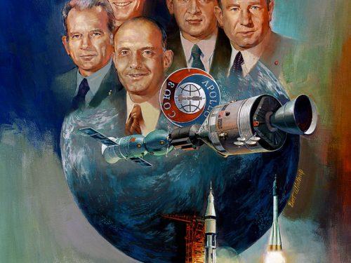Apollo 18 e Sojuz Luna e oltre
