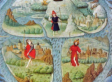 Una Terra Piatta da Tolomeo al Medioevo (II)