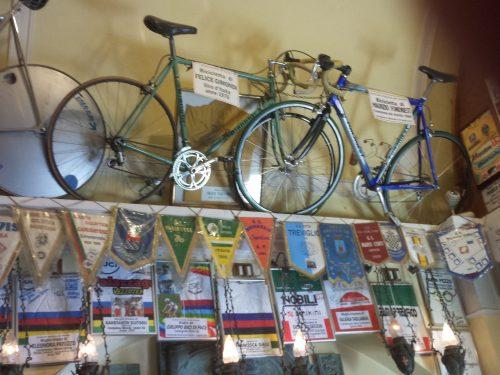 Il Museo del Ciclismo Madonna del Ghisallo