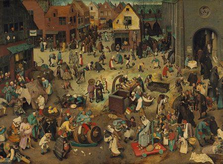 Mercoledì delle Ceneri finisce il Carnevale