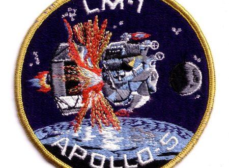 Apollo 5 verso la Luna con Selene