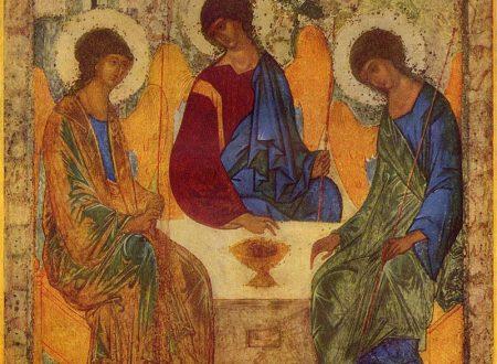 Santissima Trinità la celebrazione