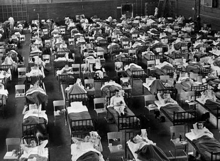 Asiatica influenza e pandemia pre Covid
