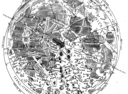 Riccioli, la Luna e la geografia