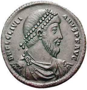Giuliano l'Apostata ultimo imperatore pagano
