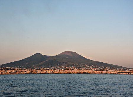 San Gennaro e Vesuvio il 16 dicembre 1631