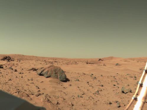 Marte scheda tecnica (capitolo IX)