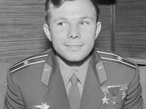 Jurij Gagarin primo cosmonauta
