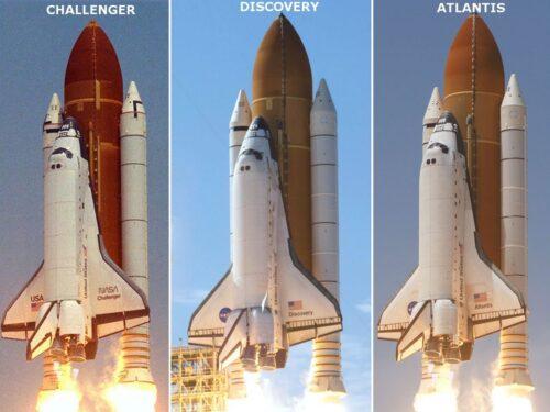 Space Shuttle 40 anni fa avvenne